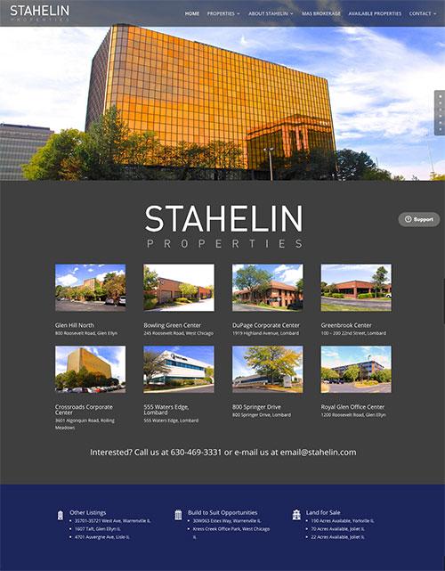Stahelin Properties